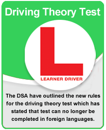 Driving theory academic