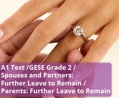 spouse visa trinity test