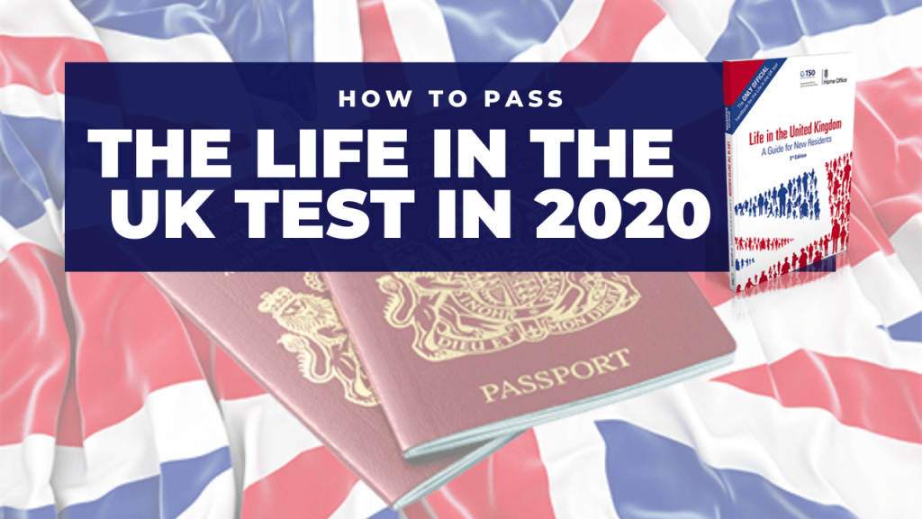 How to pass the Life in the UK test 2020 online