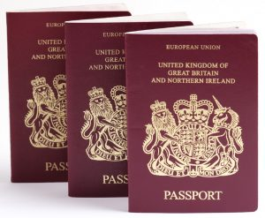 Passports life in the uk test