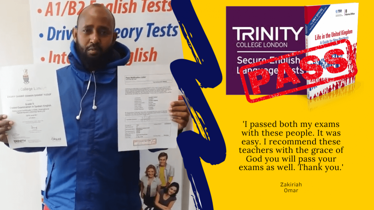 passed life in the uk test