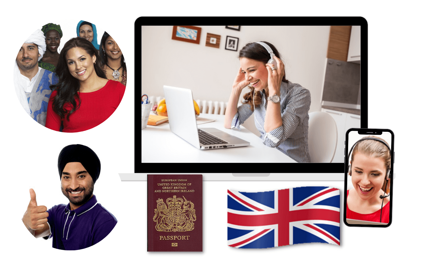 Life in the UK test online course