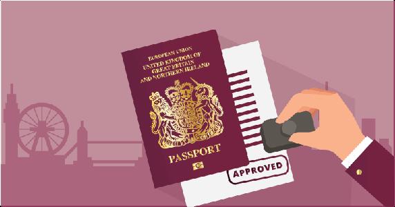 Become a British citizen
