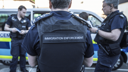 Police are given more powers to deport immigrations