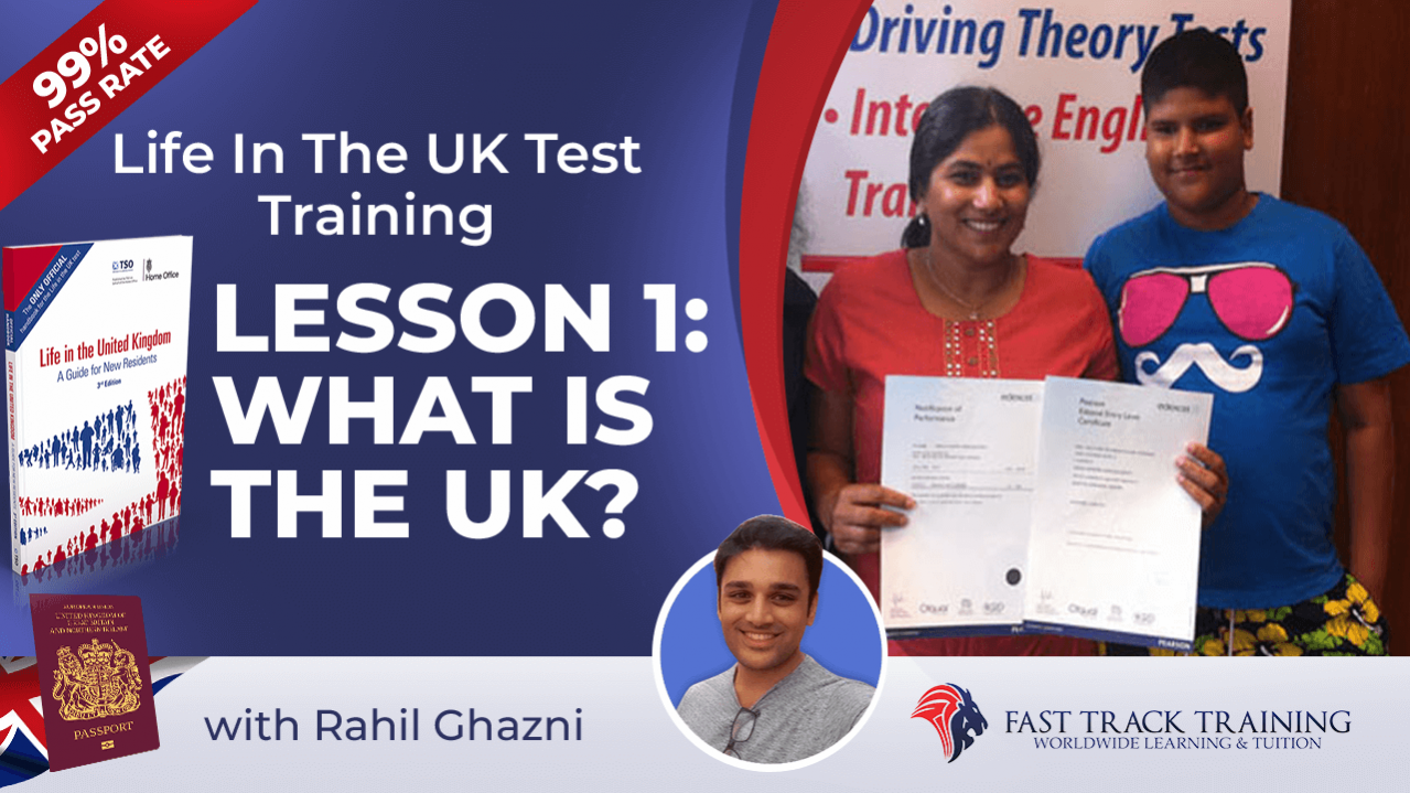 Life in the UK test training online lessons 1