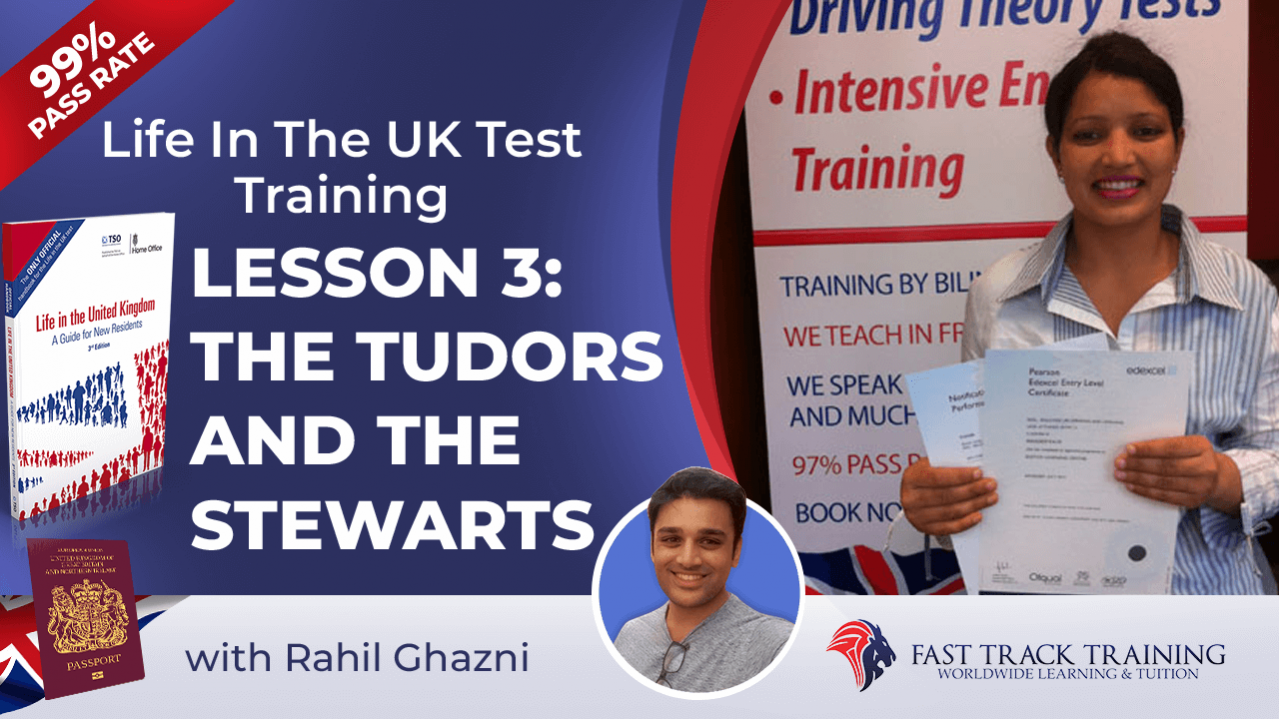 Life in the UK test training online lessons 3