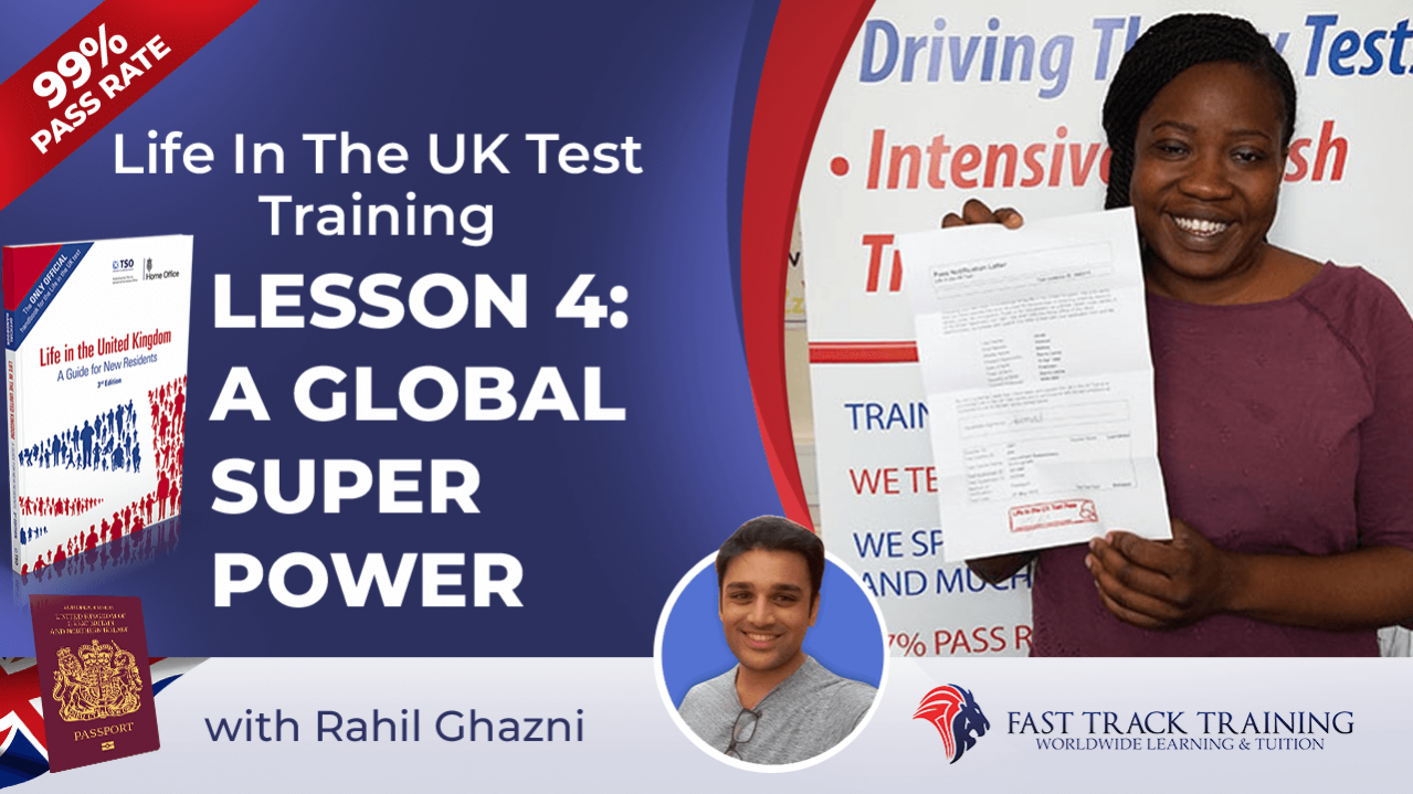 Life in the UK test training online lessons 4